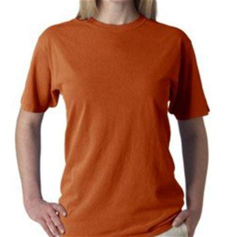 comfort colors burnt orange comfort colors by chouinard adult from