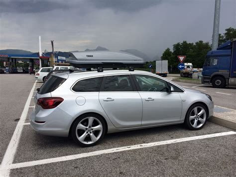 Opel Astra Sport Tourer by Opel Astra Sports Tourer 1 6 Turbo Sport 2011 Autoweek Nl