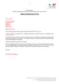 Business Letter Gratitude Example letter sample and resignation letter with gratitude samples sawyoo