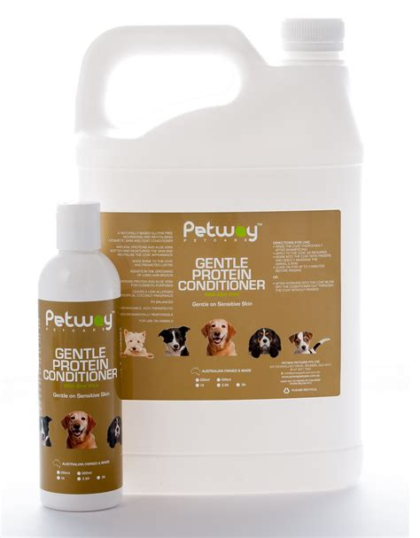 C One Petcare Conditioning Shp petway petcare gentle protein conditioner with aloe vera
