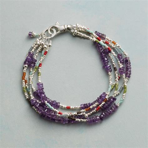 Handmade Jewelry Catalogs - bright interlude bracelet robert redford s sundance catalog