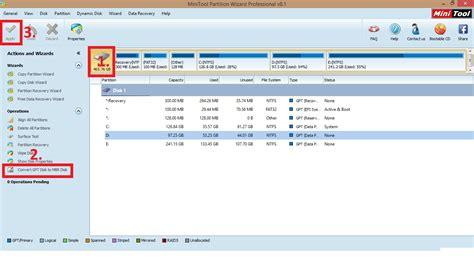 gpt format download tips merubah partisi dari mbr ke gpt tanpa format tanpa