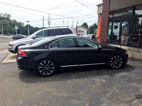 volvo s80t 2008 volvo s80 v8 ember black all options and packages