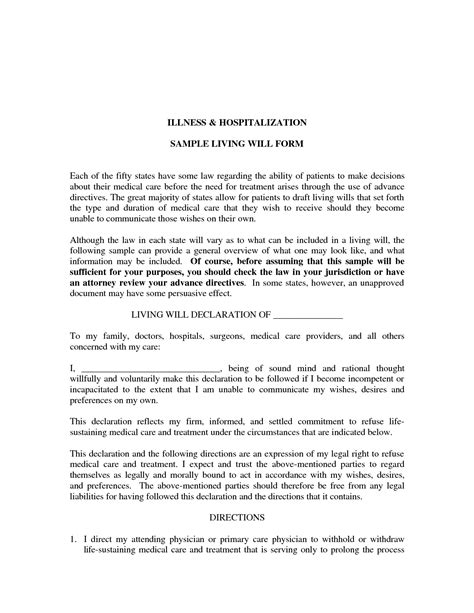 create a free living will form legaltemplates best photos of free printable wills free printable will forms free blank will templates