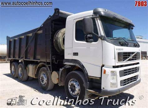 used volvo trucks for sale in usa used volvo fm13 400 dump trucks year 2007 price 40 001