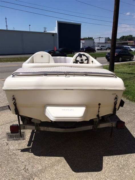 donzi jet boat 90hp donzi 152 medallion sport jet 90 1994 for sale for 1 000