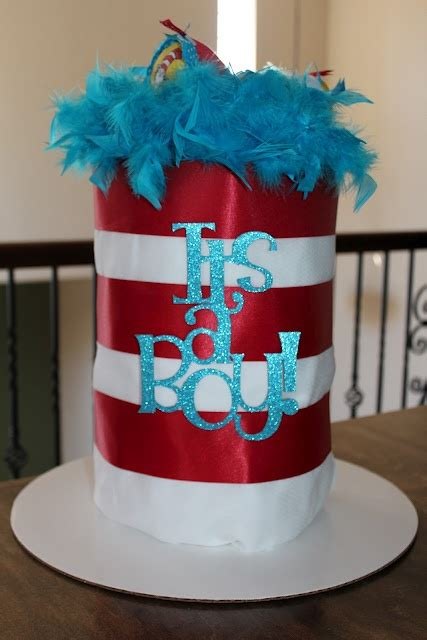 Cat In The Hat Baby Shower Ideas by Cat In The Hat Cake Cakes