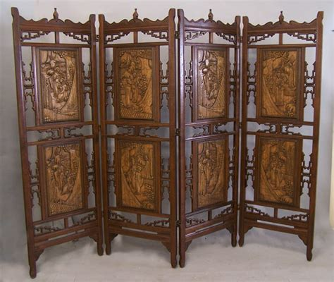 Chinese Room Divider With Great Design Oriental Chinese Asian Room Divider