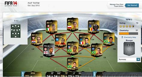 best team in fifa 14 ea sports reveals fifa 14 ultimate team world cup