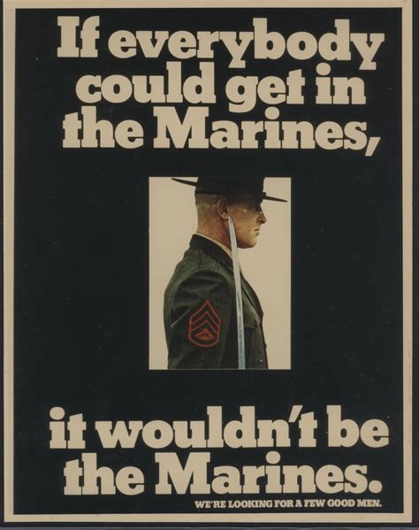 8 Regimens I Wish I Could Get Regularly by Marine Corps Recruiting Posters Www Imgkid The