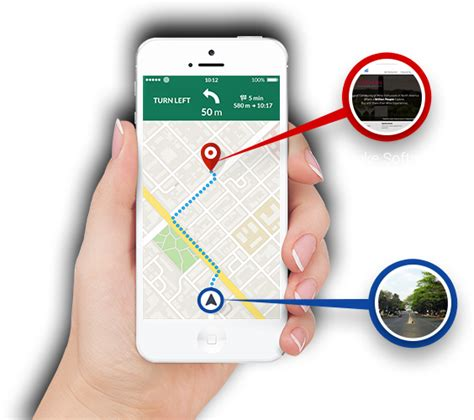 Gps App Gps Location Based App Development Company