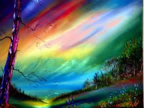 colorful landscapes colorful landscape colorful background wallpapers