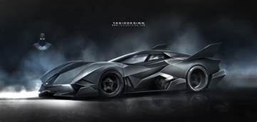 Is The Batmobile A Lamborghini The Batmobile Egoista Is Like Supercar Fusion