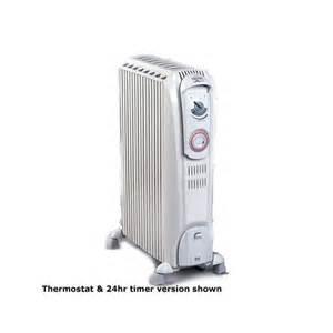 Filled radiator heater delonghi safe heat oil filled radiator heater