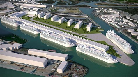 porto di marghera marghera nord flows modelling mobility