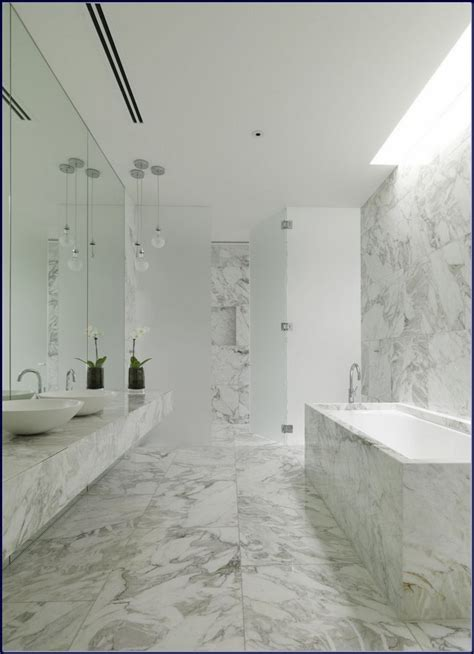 Modern Marble Bathroom Ideas Modern Marble Bathroom Designs Ideas White Marble Creative