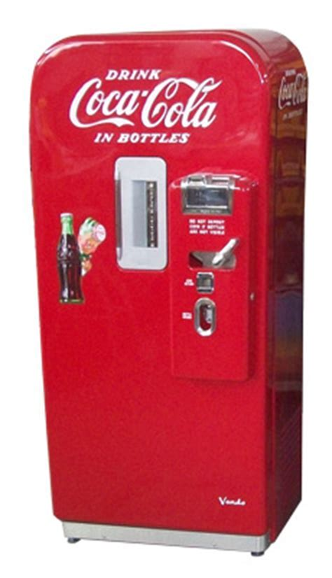 Retro Vintage Soda Machine Bars and Booths