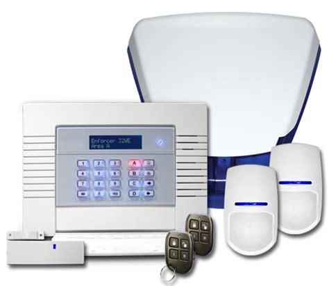 Alarm X One pyronix enforcer wireless burglar alarms in