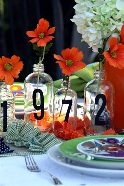 60th Birthday Table Decorations Ideas by 25 Best Ideas About 60th Birthday On 60th