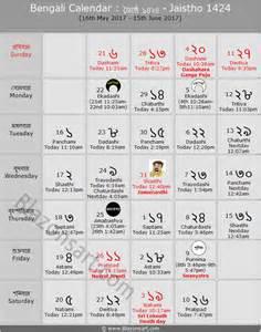 Calendar 2018 Kolkata Bengali Calendar Baisakh 1424 ব ল ক ল ন ড র ব শ খ