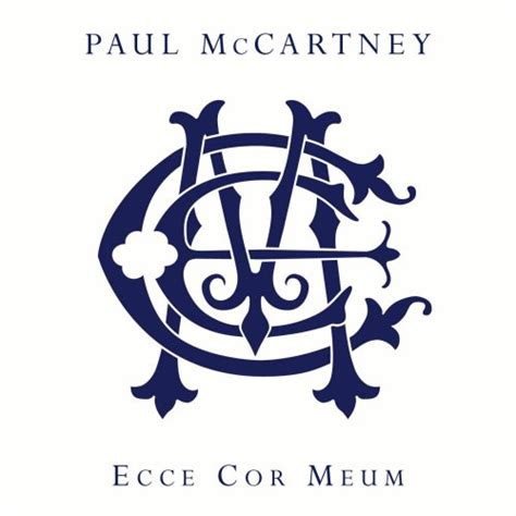 Paul Mccartney World Premiere Performance Of Ecce Cor Meum At Royal Albert by Bill Ives Ecce Cor Meum