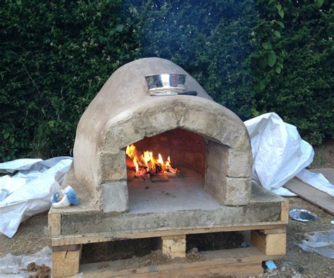 pizza oven how to make a homemade pizza oven 8 steps with pictures