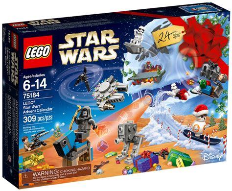 Calendrier De L Avent 2017 Lego Lego Wars 75184 Pas Cher Calendrier De L Avent Lego