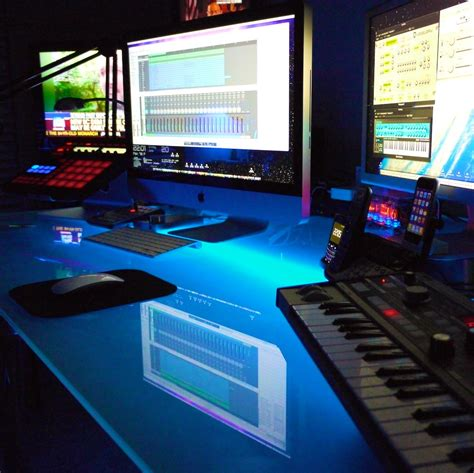 bedroom studio equipment mpc music production central studio tour how to build