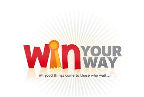 Easy Entry Sweepstakes - winyourwaylogo