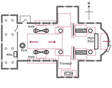 Cathedral Of Learning Floor Plan by Bbc History British History In Depth Church Interiors