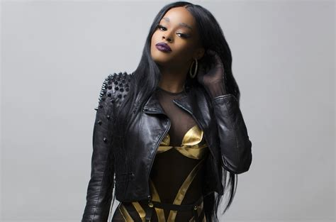Banks Herself by Azealia Banks Proclaims Herself Most Influential