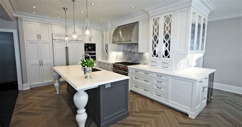 Toronto Kitchen Design by Home Custom Kitchens Toronto