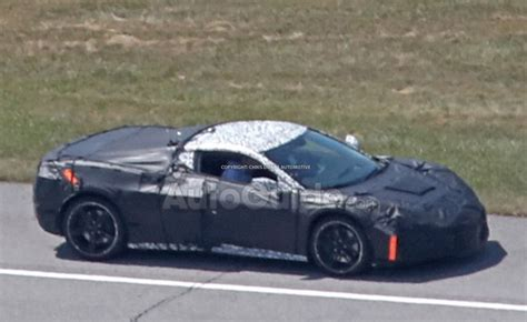 Mid Motor Corvette by Whoa Chevy Is Working On A Mid Engine Corvette Race