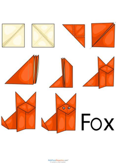 Cool Easy Origami Animals - animals origami archives kidspressmagazine