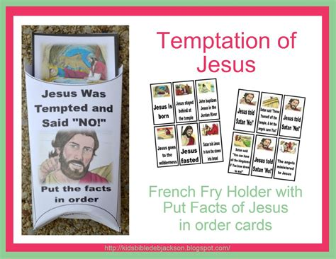 sunday school lessons on the teachings of jesus chiefly on the sermon on the mount and the parables classic reprint books temptaion of jesus put the facts in order cards ideas