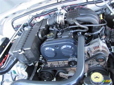 What Of Engine Does A Jeep Wrangler 2006 Jeep Wrangler Se 4x4 2 4l Dohc 16v 4 Cylinder Engine