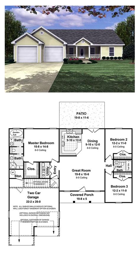 cool ranch house plans pinterest the world s catalog of ideas