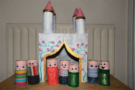 Easy Crafts Using Toilet Paper Rolls - easy toddler crafts using toilet paper rolls