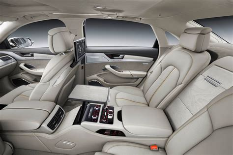 Audi A8 Innenausstattung by 2014 Audi A8 Interior