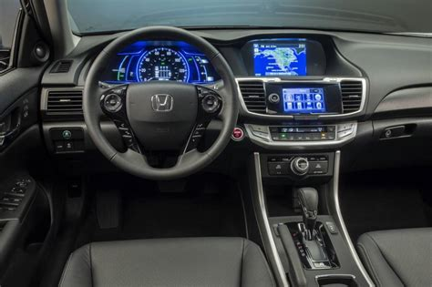 what s new with the 2017 honda accord interior honda of