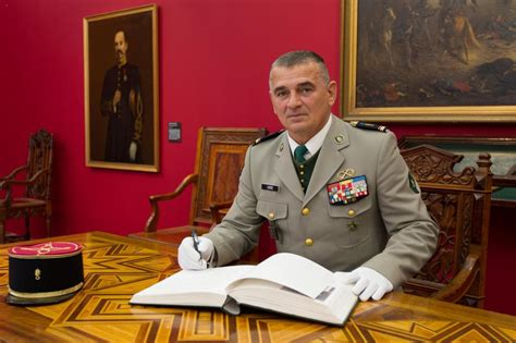 major roso left  foreign legion french foreign legion information