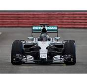 Reigning World Champion Mercedes AMG Reveals W06 Hybrid