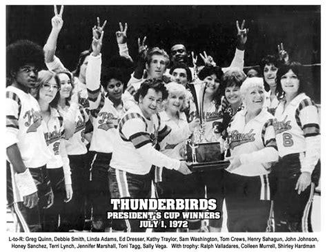 los angeles thunderbirds roller derby roller derby la thunderbirds roller derby 1972 team