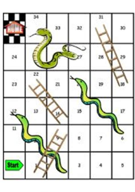 snakes and ladders printable template worksheets blank snakes and ladders board