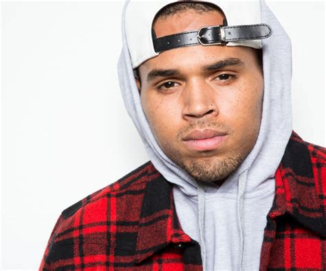 chris brown calls the real hosts trout chris brown calls tv hosts muppet and trout