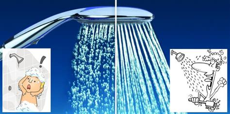 choose right shower best efficient for water pressure