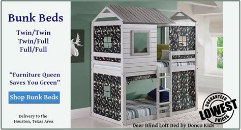 Bunk Beds Houston Tx Bunk Beds In Houston Furniture In Katy