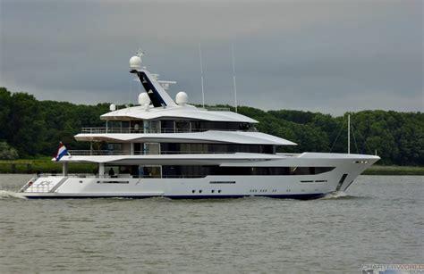 yacht joy post launch yacht charter superyacht news - Yacht Joy