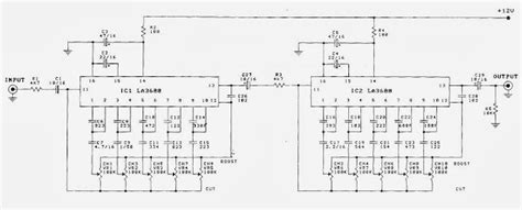 Pcb Equalizer 10channel paimosubroto rangkaian equalizer