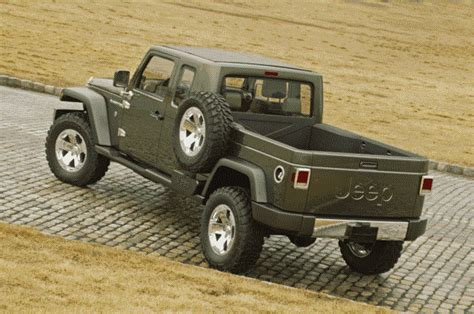jeep concept truck gladiator jeep gladiator truck concept release date 2019